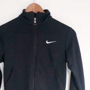 Nike Black Track Jacket